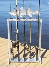 Fishing Rod Rack - Single Fish - 10 Combos
