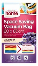 VACUUM STORAGE SPACE SAVING BAG TRAVEL BAG SAVING SPACE AND MONEY WITH FRAGRANCE
