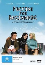 Puccini For Beginners (DVD, 2007) * Queer Cinema *