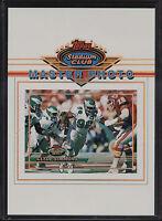 1993 Topps Stadium Club 5x7 Master Photo Clyde Simmons Philadelphia Eagles