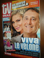 Tv Oggi.ENZO IACCHETTI & NINA SENICAR,ppp