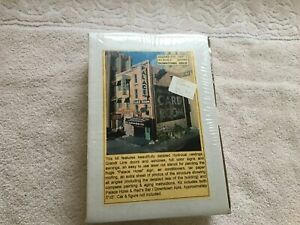 Downtown Deco Addams Ave 3 DD1003 HO Scale