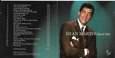 CD 25 TITRES DEAN MARTIN CLASSIC HITS BEST OF 2002 TBE