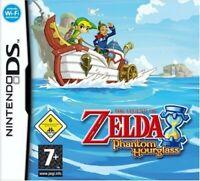 Nintendo DS Spiel - The Legend of Zelda: Phantom Hourglass DE/EN mit OVP