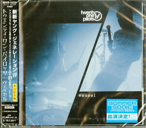 TWENTY ONE PILOTS-VESSEL-JAPAN CD BONUS TRACK E20