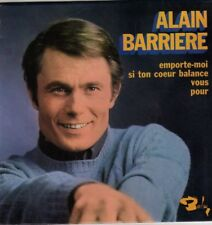 ALAIN BARRIERE EMPORTE-MOI FRENCH ORIG EP ARMAND MIGIANI / JACQUES DENJEAN