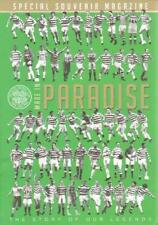 Made in Paradise - The Story of Our Legends Celtic FC Special Souvenir Magazine