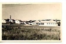 Snackerie Cafe-Yarmouth-Nova Scotia-Canada-RPPC-Real Photo Vintage Postcard