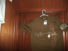 hockey t-shirt S/S brown I'VE GOT DANGLITIS size XXL BRAND NEW NWT in BAG