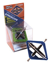 PRECISION GYROSCOPE #30000 TEDCO TOYS  Continues to fascinate & teach~Clear Box