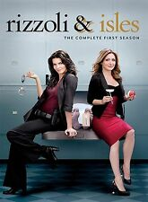 Rizzoli & Isles Complete Series 1 DVD All Episode First Season Original UK R2