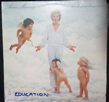 ANNE MURRAY - WHERE DO YOU GO WHEN YOU DREAM VINYL LP AUSTRALIA