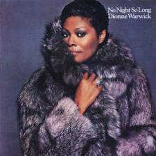 Dionne Warwick - No Night So Long [New CD] Bonus Tracks