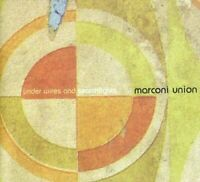 Marconi Union - Under Wires And Searchlights [CD]