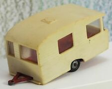 """MAJORETTE Nº 15 caravane Sterckeman Lovely VG 2.75"""" long, sans boîte"""