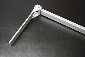 Seca 220 Aluminium Telescopic Height Measuring Rod To suit Seca Scales