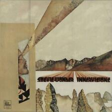 Stevie Wonder Innervisions vinyl LP album record UK STMA8011 TAMLA MOTOWN 1981