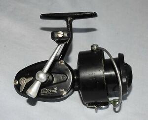 Vintage Garcia Mitchell 301 Left-Handed Spinning Reel Ser.#6724369