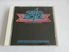 Zar feat. John Lawton - Live Your Life Forever - CD