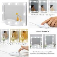 Waneway Hollywood Vanity Mirror with Lights, Large Lighted Makeup Mirror for...