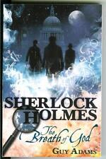 THE DEATH OF GOD by Adams, rare British Titan Sherlock Holmes pulp trade pb