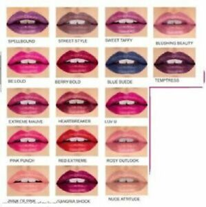 Avon Mark Epic Lipstick with Built in Primer BNIB