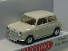Wiking Morris Mini Minor, weiß - 0226 02 - 1/87