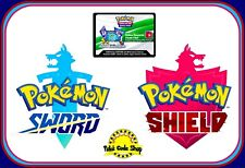 SWORD & SHIELD CODES ~ Pokemon Online Booster Code Cards TCGO Digital SENT FAST