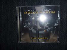DARIO MOLLO TONY MARTIN THE CAGE CD ULTRA RARE 1999 DREAMCATCHER