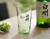 SUNTORY Hakushu Whiskey Highball Glass Tumbler 340ml Free Shipping Japan
