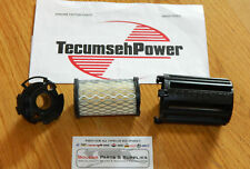 GENUINE Tecumseh engine 35066 air filter / 35065 cover / 35797 mount Sears ect.