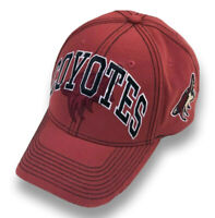 NHL Arizona Coyotes Reebok Flex Brim Adjustable Hat Cap Brick Red