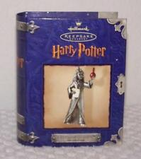 2000 Hallmark Harry Potter Ornament - Pewter - Hermione Granger