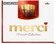 Storck Merci Chocolate Box 250g ASSORTED Selection - UK Seller Top Quality