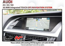 Audi A4 A5 Q5 3G MMi Audio touch GPS SAT NAV Upgrade with latest Map update