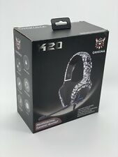 Onikuma K20 3.5mm Gaming Headsets Mic Stereo Sound Noise Reduction Headphones