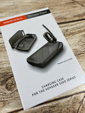 Brand New Plantronics Voyager 5200 Bluetooth Headset Charge Case W/OUT HEADSET