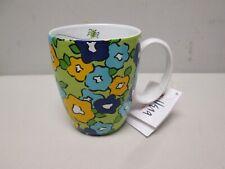 Vera Live Artfully The Vera Company Coffee mug cup Enesco 4038261 NEW FLOWERS