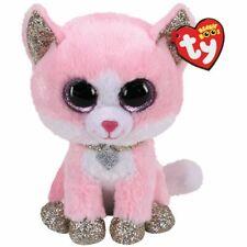 Beanie Boos - Fiona The Pink Cat Regular Bb36366