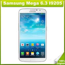 """Original Samsung Galaxy Mega 6.3 I9205 6.3"""" Android Débloqué d'usin 4G LTE Blanc"""