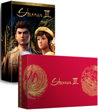 Shenmue III - Collector's Edition [Playstation 4] Limited Run