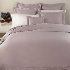 Sferra Giotto Wisteria King Sheet Set Purple Egyptian Cotton Sateen Italy NEW
