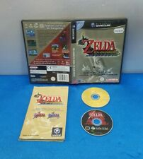 JUEGO NINTENDO GAMECUBE PAL ESPAÑOL THE LEGEND OF ZELDA THE WIND WAKER LIMITADA