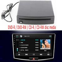 Für Android Autoradio-Videoteile Externer DVD-Player USB CD DVD Read Disc Player