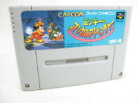 MICKEY MAGICAL ADVENTURE Super Famicom Nintendo Free Shipping Hit-Japan sfc