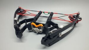 Top Mini Compound Bow Header Only for DIY Using Dacron Bowstring Full Aluminum