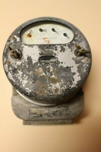 General Electric Type I-14 Watthour Meter  15A. 220V. 3 Wire