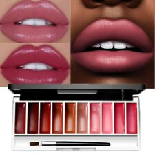 10 Color Lipstick Lip Gloss Matte Long Lasting Waterproof Cosmetic Makeup