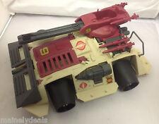GI Joe 1989 Original ARAH Cobra Rage Vehicle! No Mines! See Pics!!