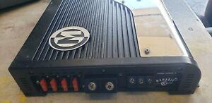 Memphis Prd1000.1 Class D Car Amplifier.